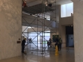 Adler Scaffolding at Corpus Christi Art Museum